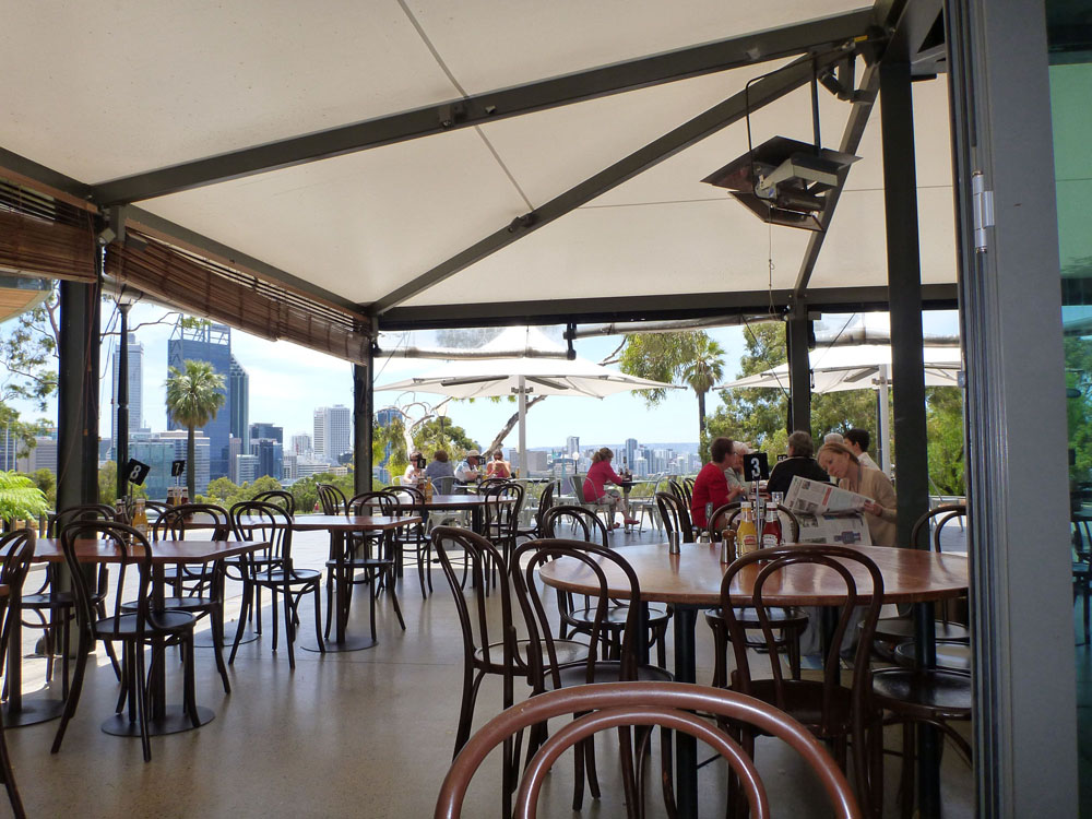 The Cafe Is In A Beautiful Elevated Position With Excellent Alfresco And  Indoor Seating Options. There Is A View In The Backdrop To Enjoy Even If  You Are ...