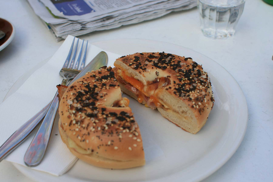Bagel-Hylin
