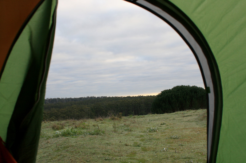 Tent-view