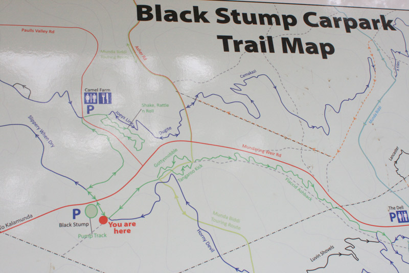 Black-Stump-Carpark-Trail-Map