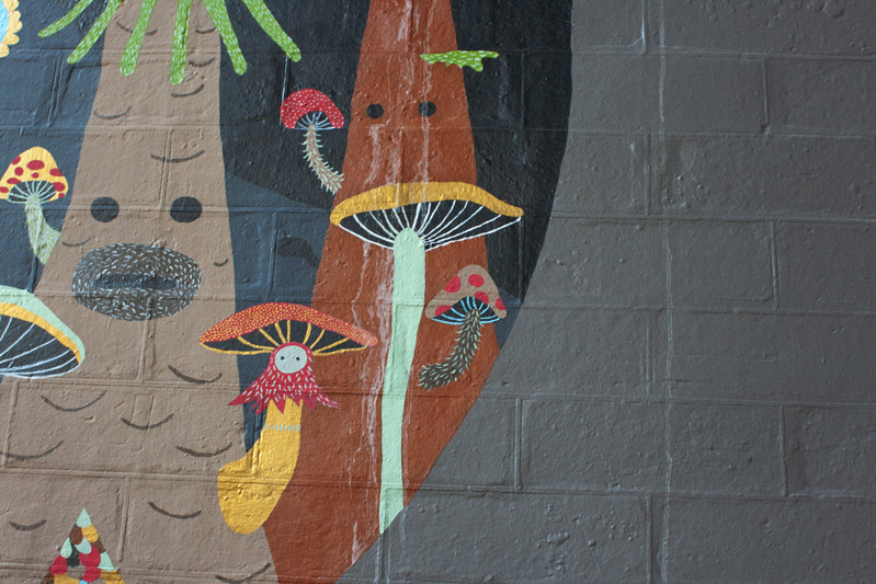 Moana Wall Art Perth Coffee