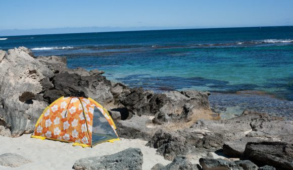 Tent-for-the-day-rottnest